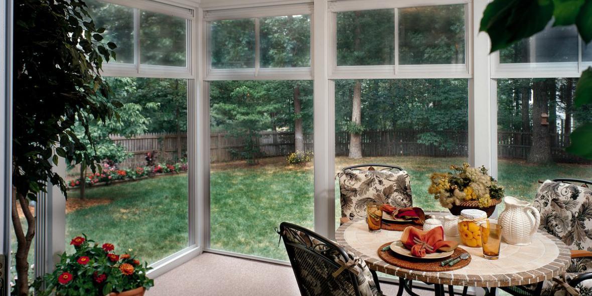 Eze Breeze Windows Charlotte Nc Porch Conversion Of